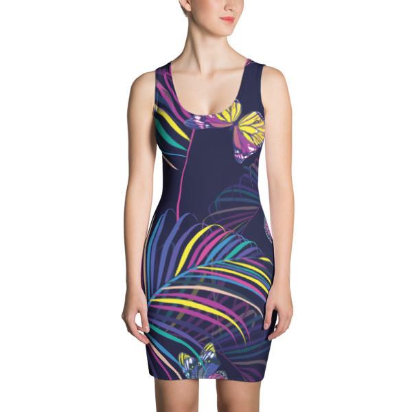 Women's Dress Butterflies