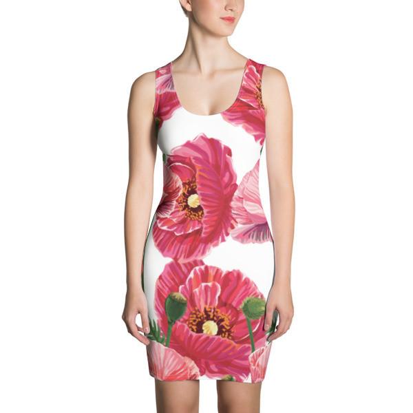 Women's Dress Poppies