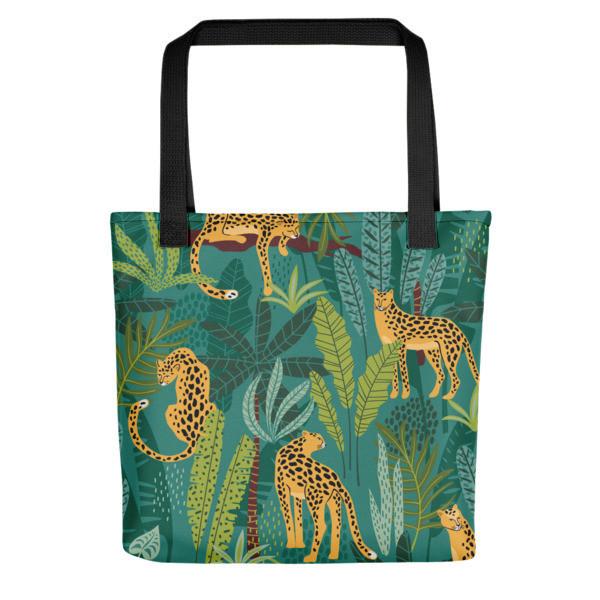 Tote Bag Leopards