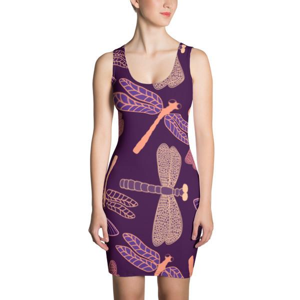 Women's Dress Dragonflies