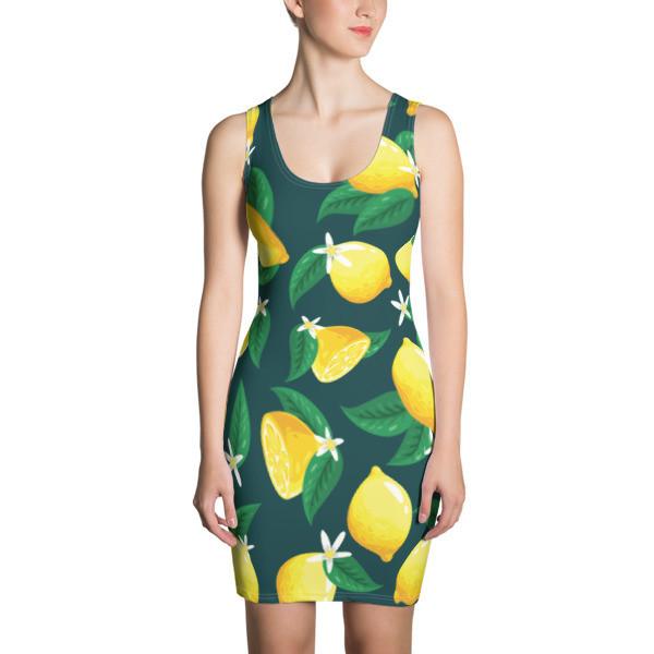 Women's Dress Lemons