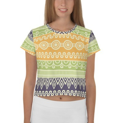 Crop Top Ethnic