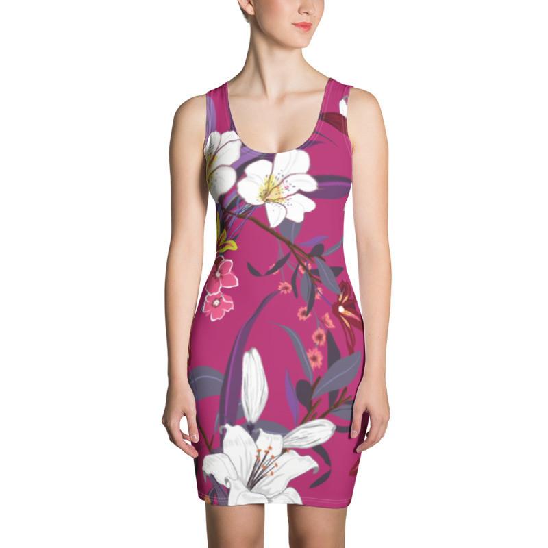 Women's Dress Floral