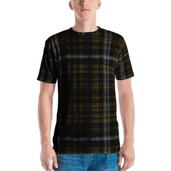 Men's T-shirt Tartan
