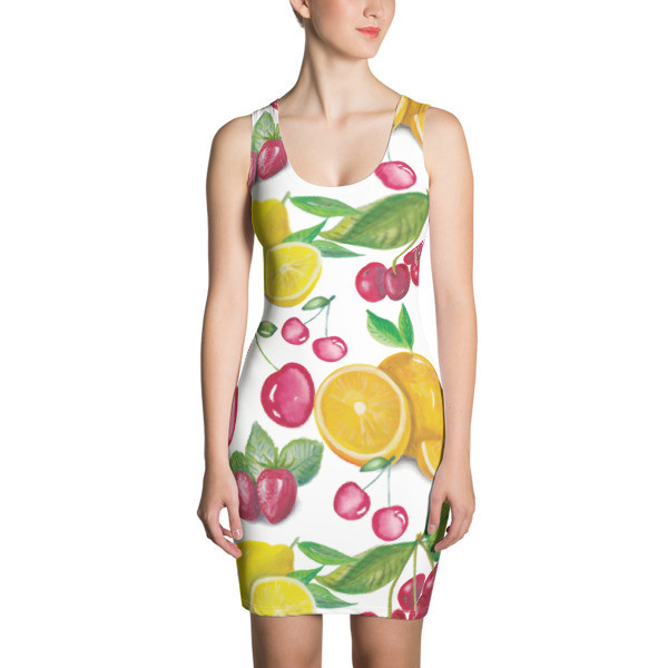 Women's Dress Fruits