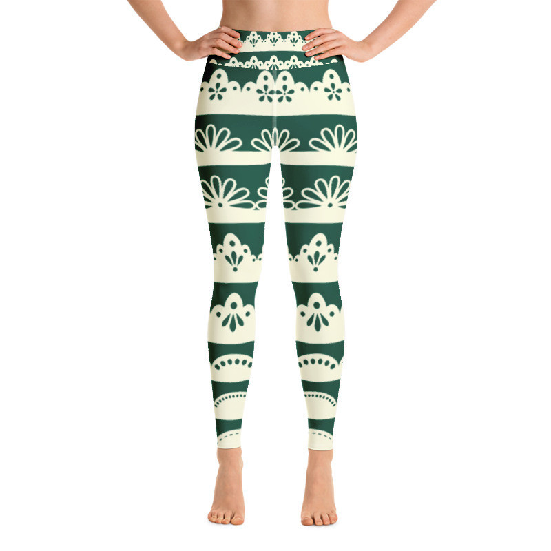 Yoga Leggings Ornaments