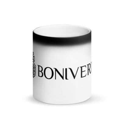 Matte Black Magic Mug Bonivern