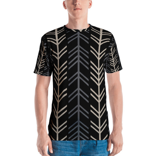 Men's T-shirt Ethnic