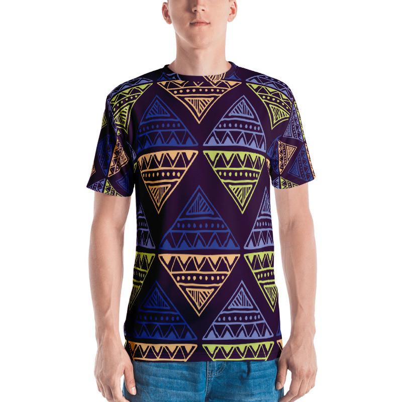 Men's T-shirt Ethnic