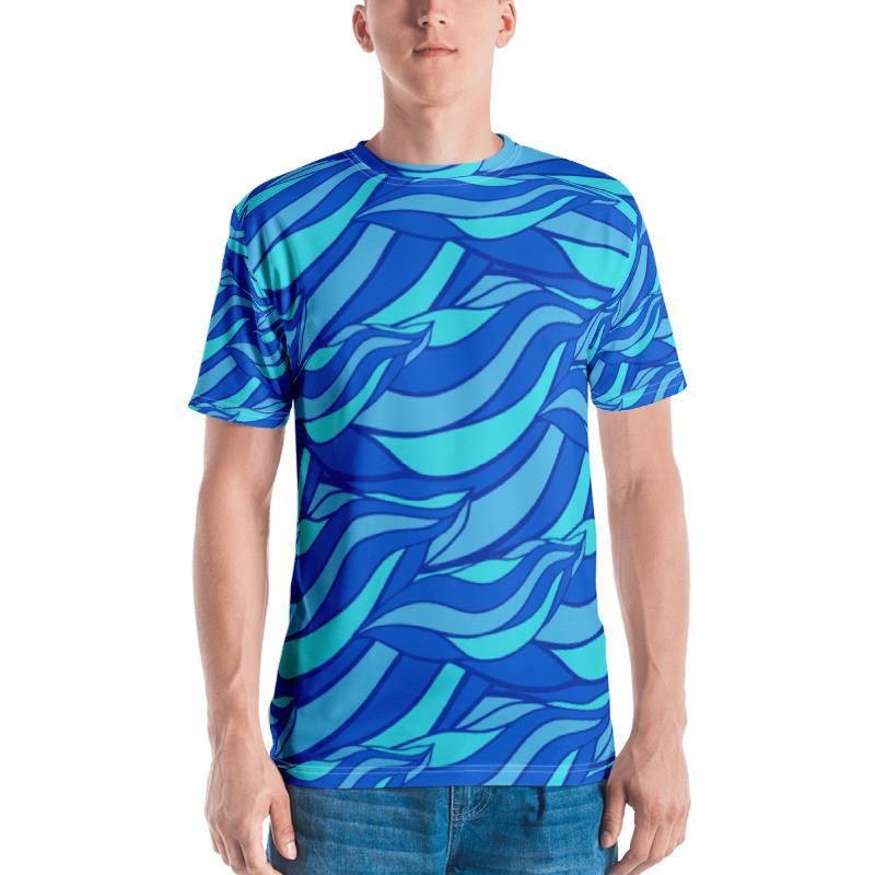 Men's T-shirt Abstract