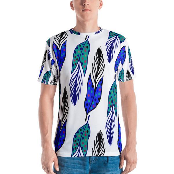 Men's T-shirt Feathers