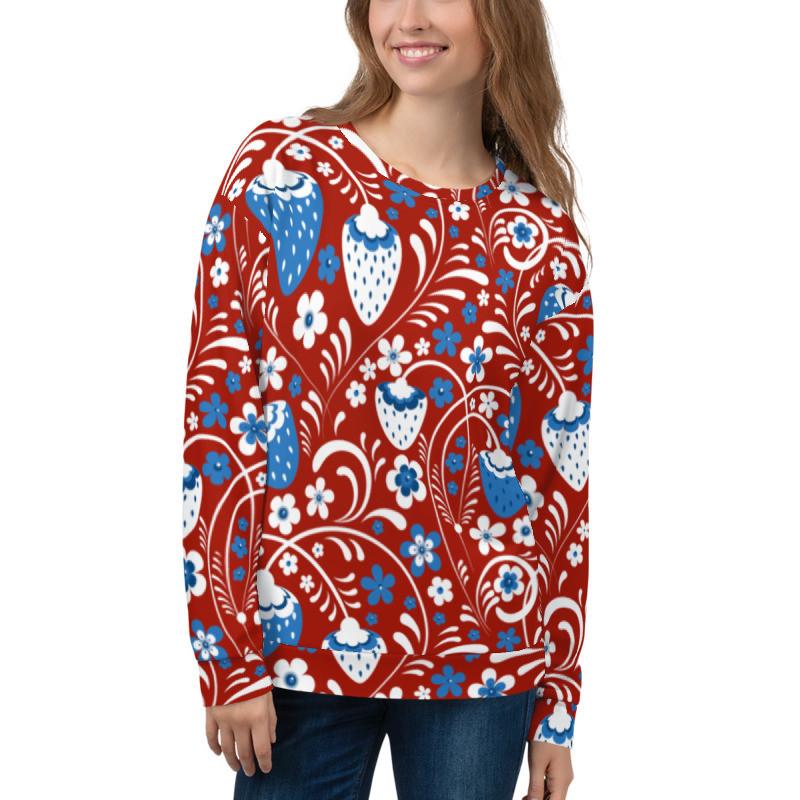 Women's Sweatshirt Ornaments