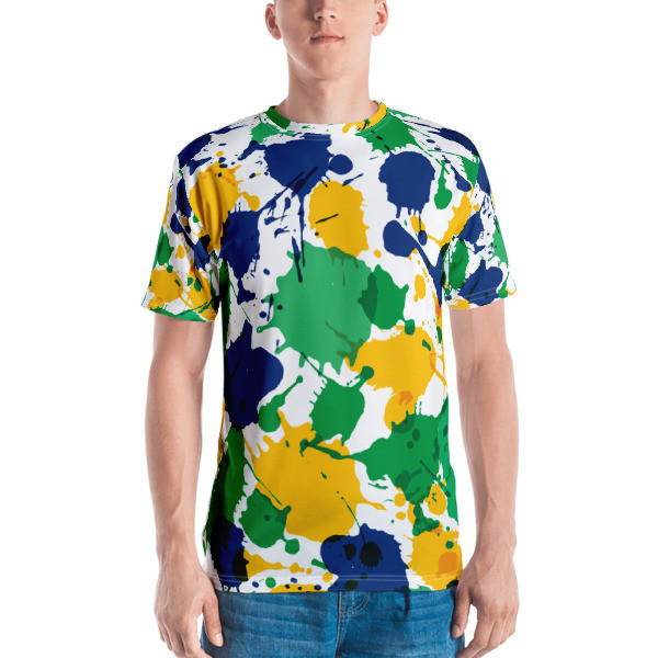 Men's T-shirt Abstract