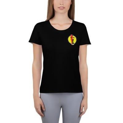 Women's Athletic T-shirt Tatjana