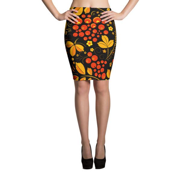 Pencil Skirt Ornaments