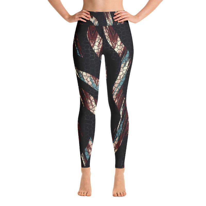 Yoga Leggings Mosaic
