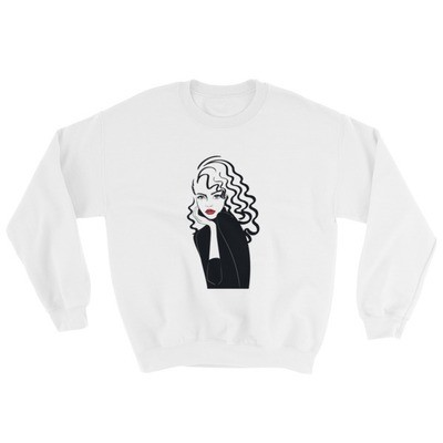 Crewneck Sweatshirt - Lady