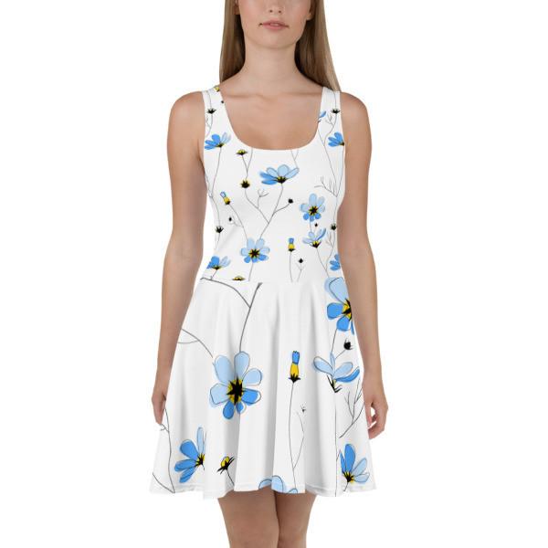 Skater Dress Floral