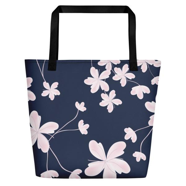 Beach Bag Floral