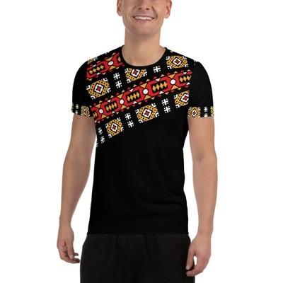 Athletic T-shirt Samacaca