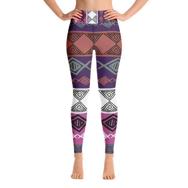 Yoga Leggings Ethnic