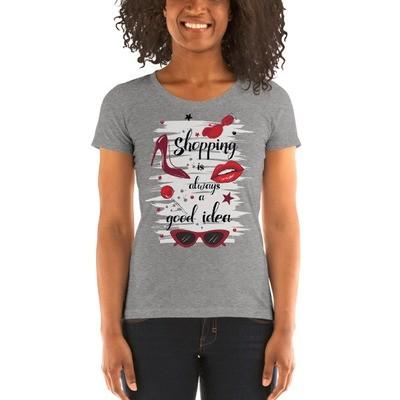 Ladies' T-shirt Baessa