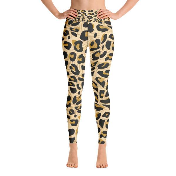Yoga Leggings Animal Print