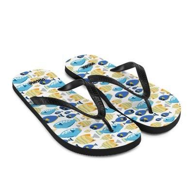 Flip-Flops Fishes