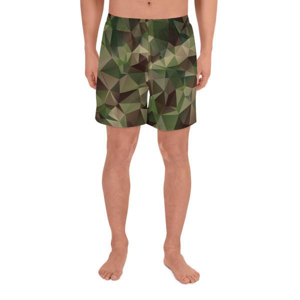Athletic Shorts Camouflage