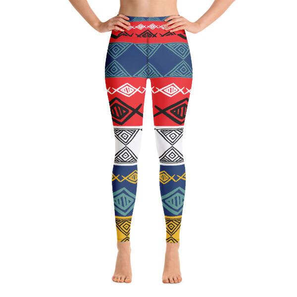 Yoga Leggings Ethnic