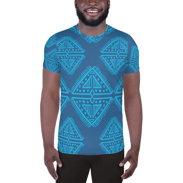 Athletic T-shirt Ethnic