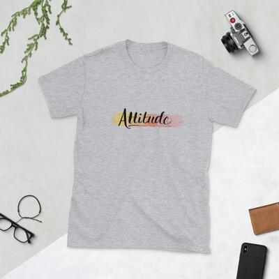 Unisex T-Shirt - Attitude