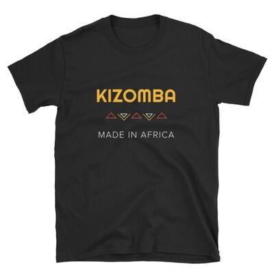 Unisex T-Shirt - Kizomba Made In Africa
