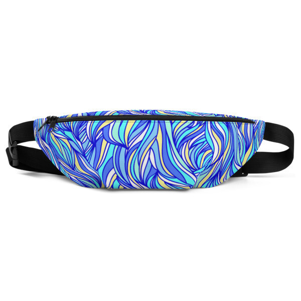 Fanny Pack Abstract