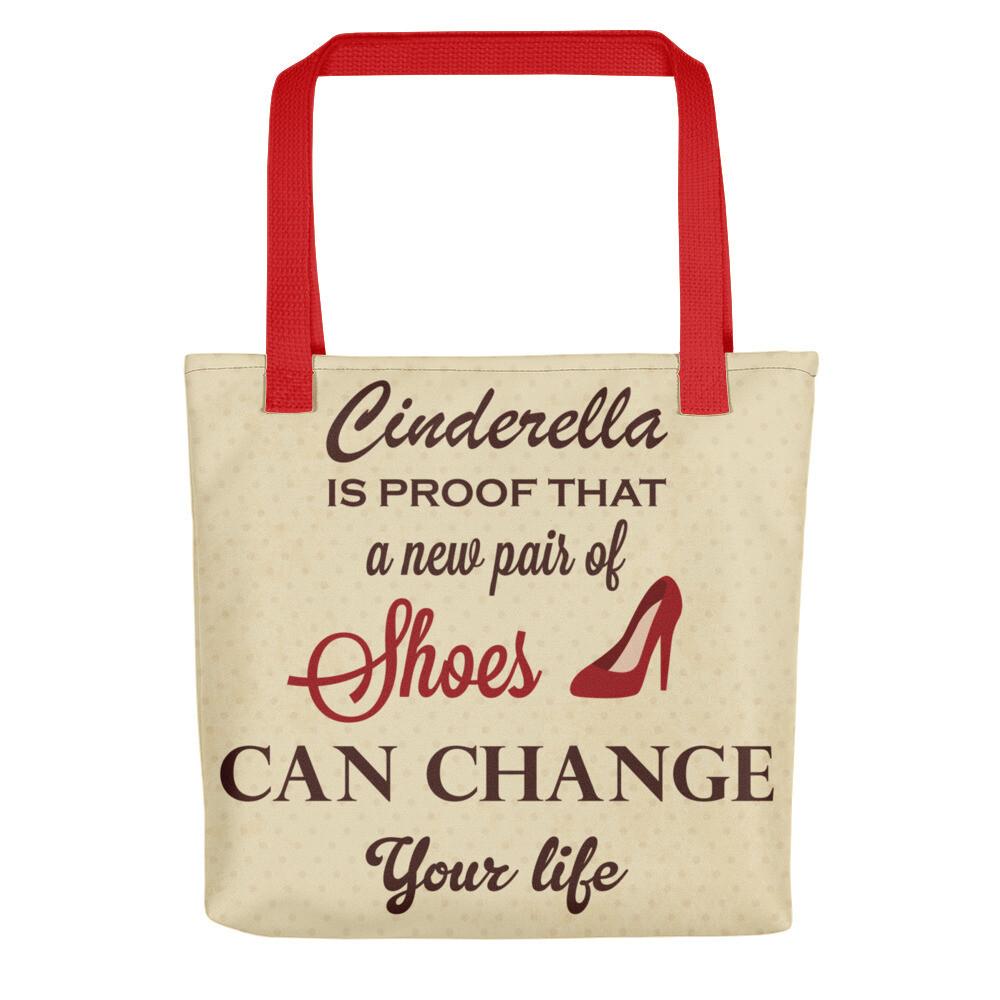 Tote Bag Cinderella
