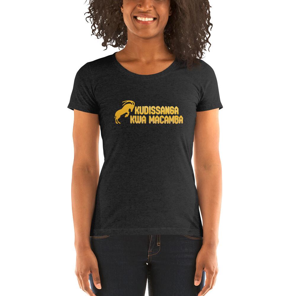Ladies' T-shirt Kudissanga 2020