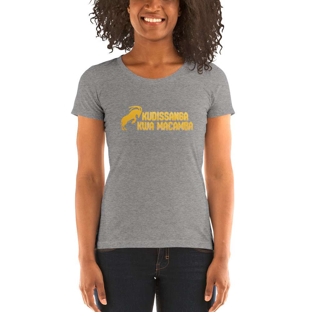 Ladies' T-shirt Kudissanga 2020