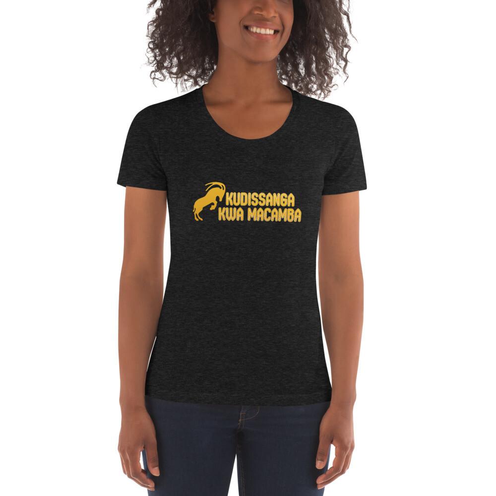 Women's T-shirt Kudissanga 2020