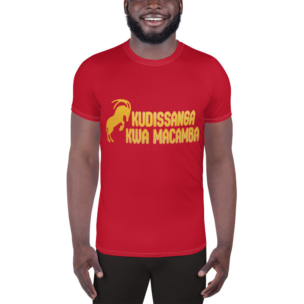 Men's Athletic T-shirt Kudissanga 2020