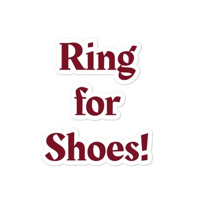 Ring for Shoes / BAESSA