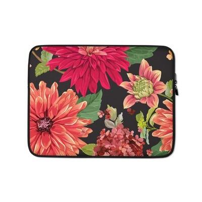 Laptop Sleeve Floral