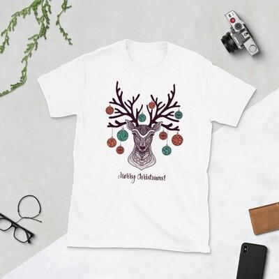 Unisex T-Shirt - Merry Christmas