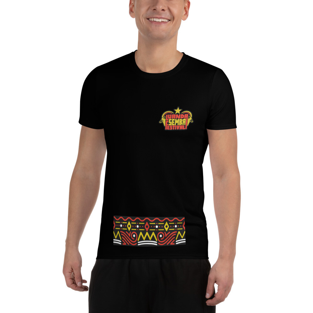 Men's Athletic T-shirt Pawel