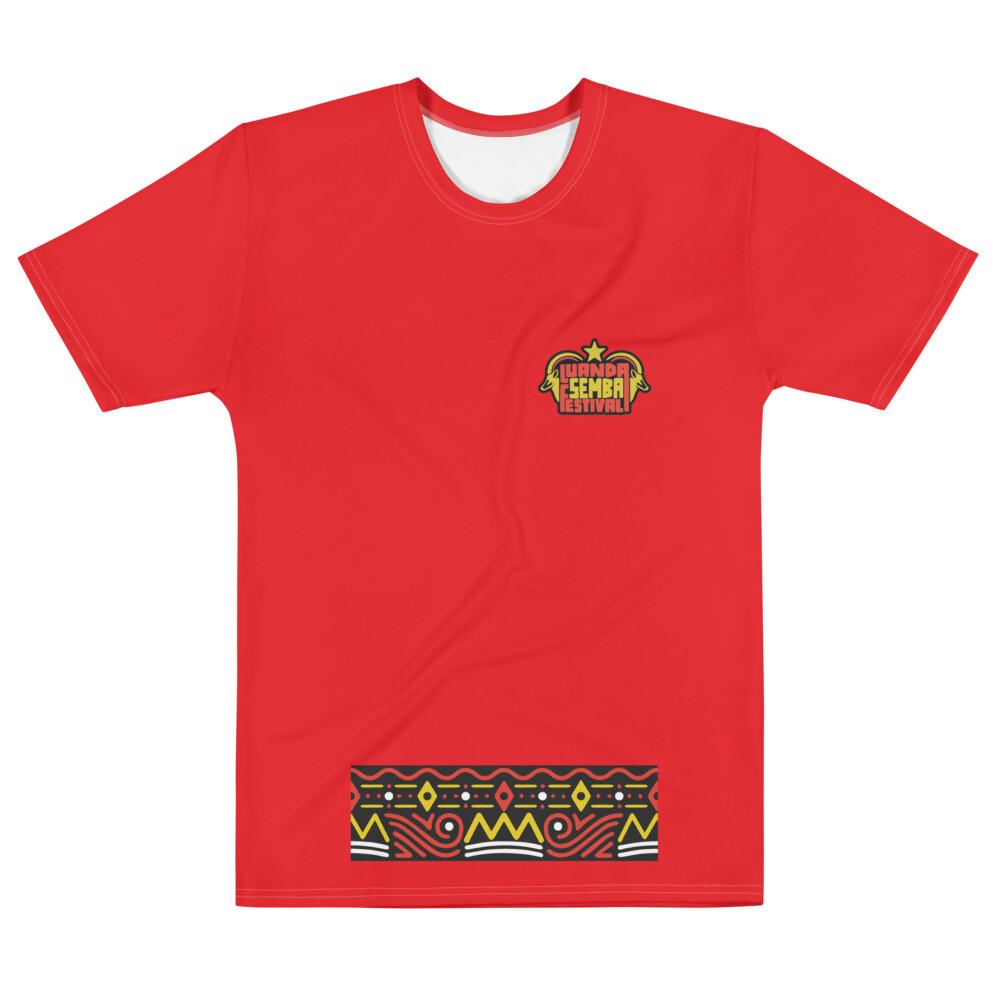 Men's T-shirt LSF Red