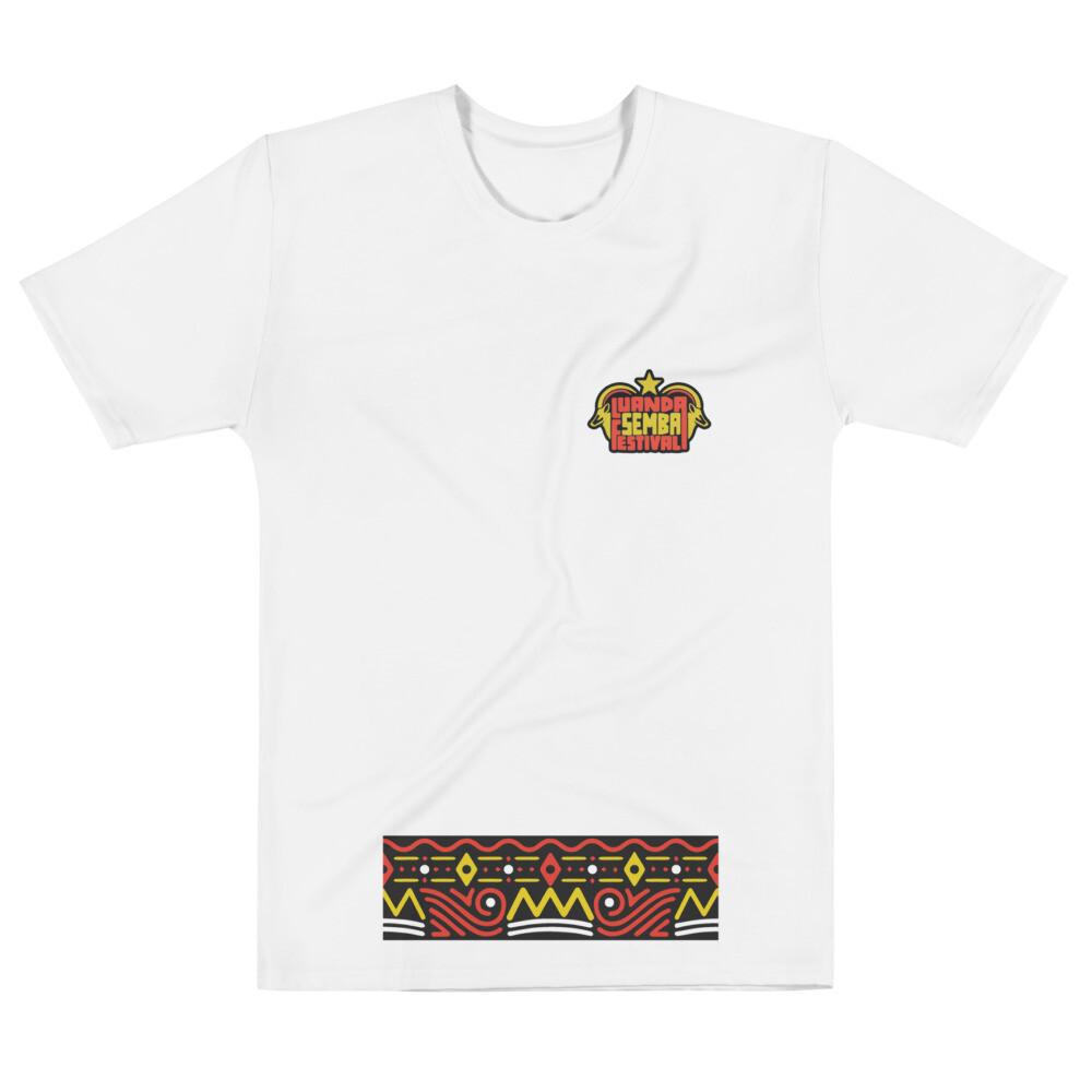 Men's T-shirt LSF White