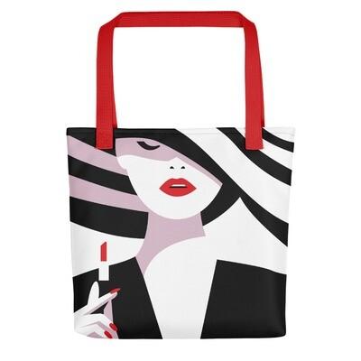 Tote Bag Lady