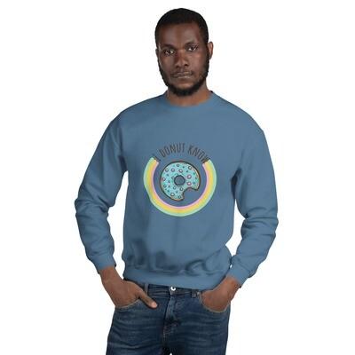 Sweatshirt - I Donut Know