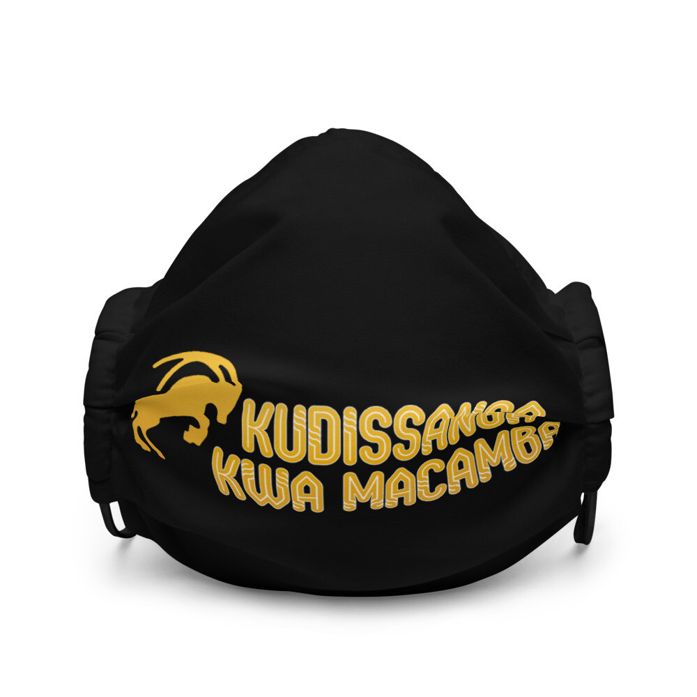 Premium Face Mask - Kudissanga