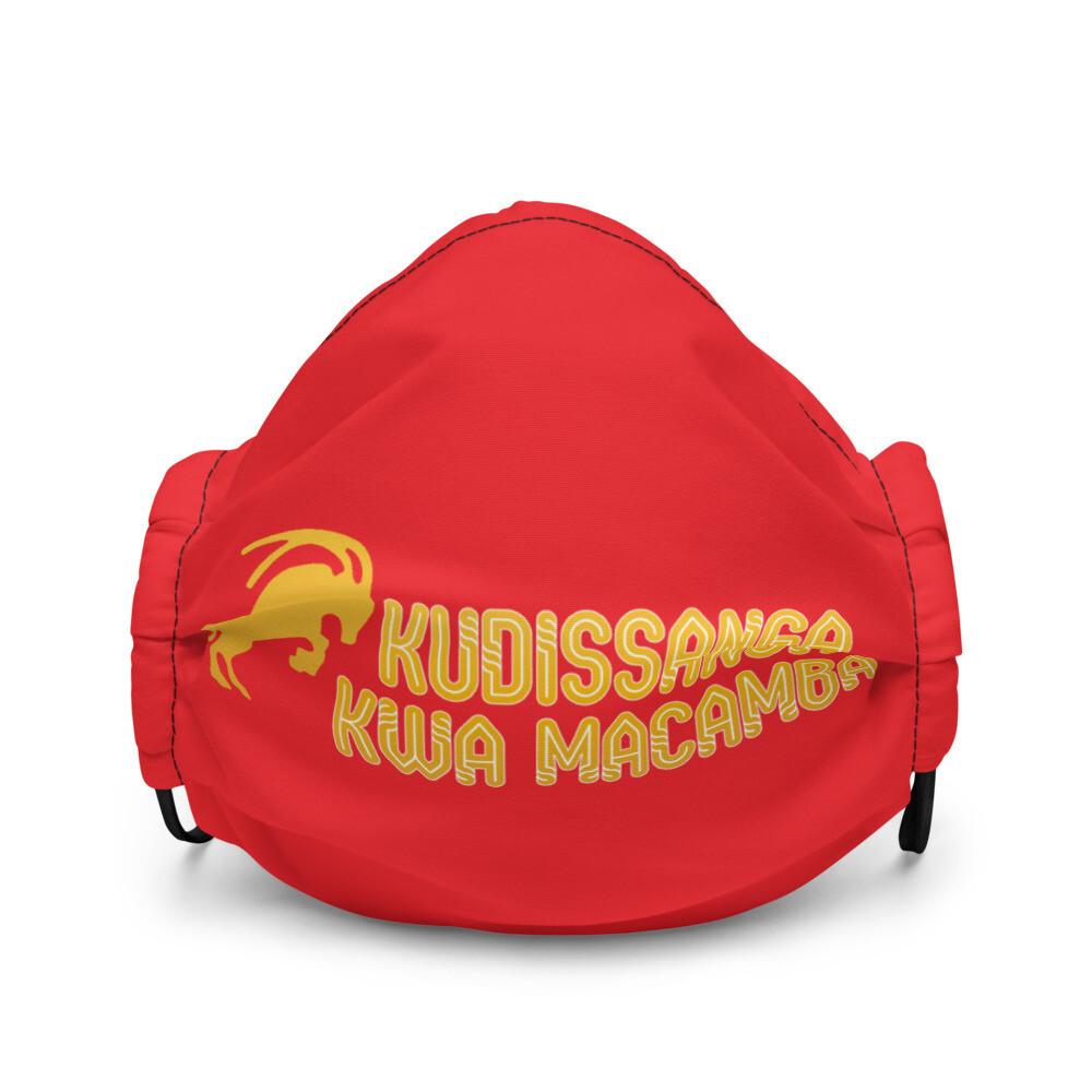 Premium Face Mask - Kudissanga II
