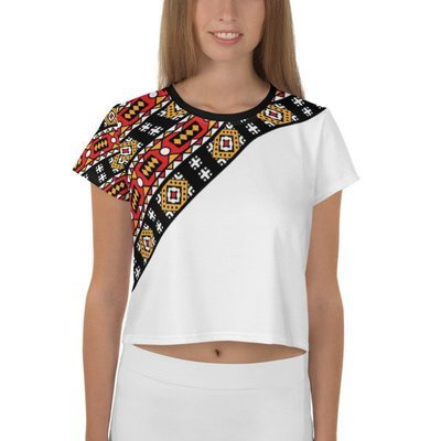 Crop Top Samacaca